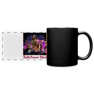 Bella Design Mug - New Design - Full Color Panoramic Mug