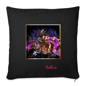 Bella Sofa Pillow Cover 45x45cm - New Design - Sofa pillow cover 44 x 44 cm
