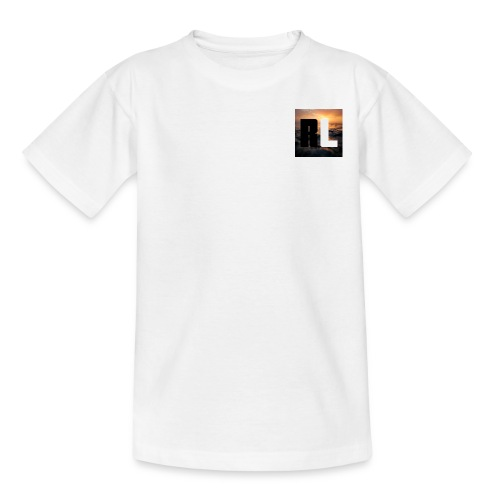 ReLance small logo T-Shirt - Teenage T-Shirt