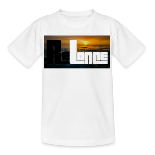 ReLance Logo T-Shirt - Teenage T-shirt