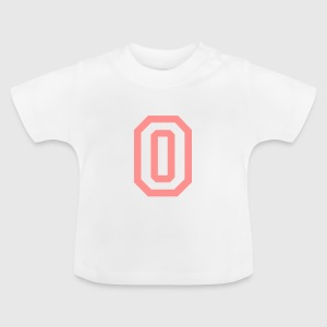 0 Collegestyle - Baby T-Shirt