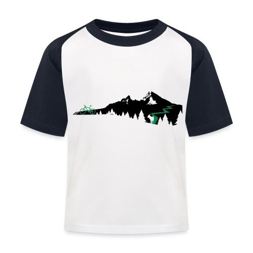 Nyrus MTB T-shirt - Kinder Baseball T-Shirt
