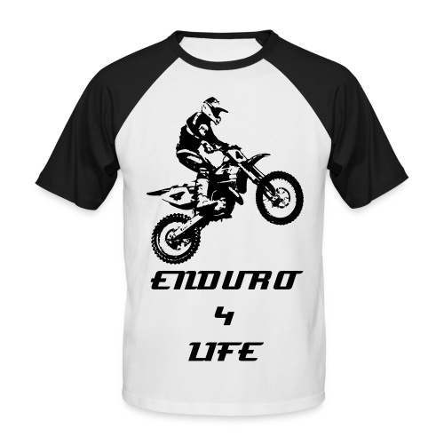 Enduro-Shirt - Männer Baseball-T-Shirt