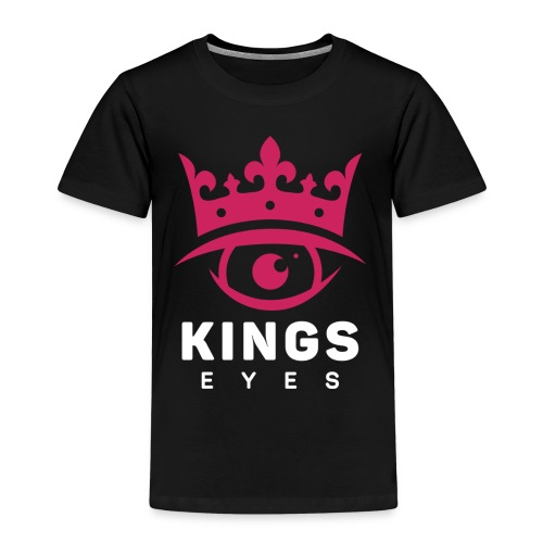 Kings Eyes T Shirt - Premium T-skjorte for barn