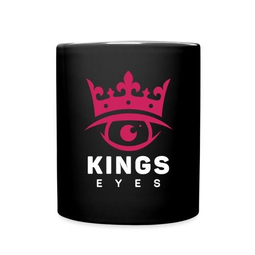 Kings Eyes Coffee Mug - Ensfarget kopp