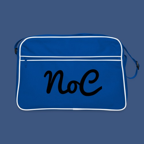 NoC One-Strap Bag - Retro Bag