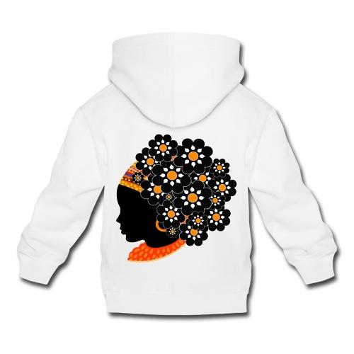 Moleton com capuz soul black! - Kids' Premium Hoodie