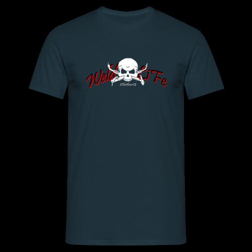 WLC logo T-shirt - T-shirt Homme
