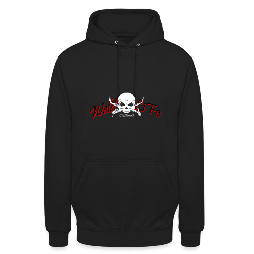 WLC logo basic hoodies - Sweat-shirt à capuche unisexe