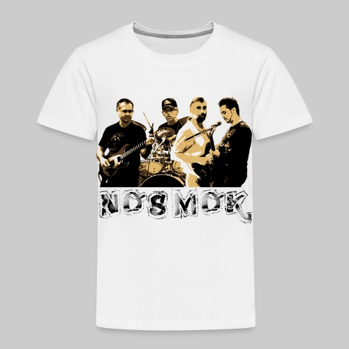 TS Enfant NoSMoK Blanc - T-shirt Premium Enfant