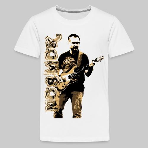 TS Ado NoSMoK Alain Blanc - T-shirt Premium Ado