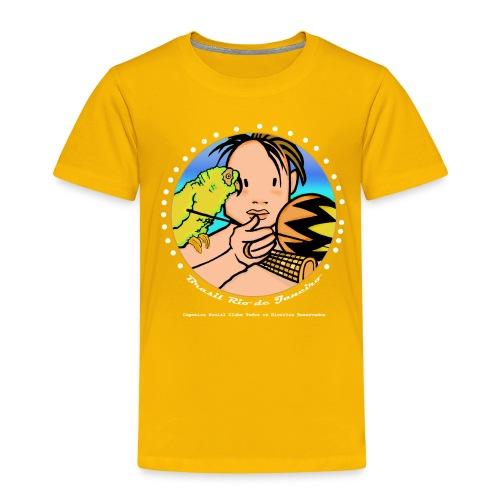 Tocador de Beriba - Kids' Premium T-Shirt
