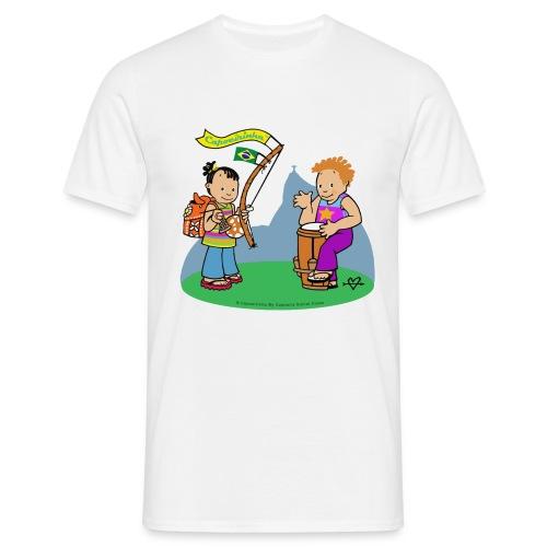 Capoeirinha Brasil - Men's T-Shirt