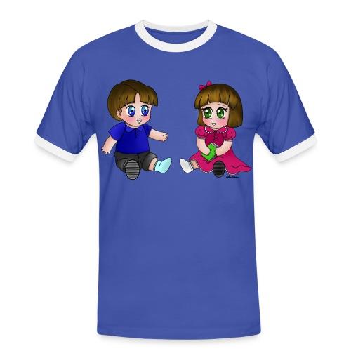 T-Shirt Contrast EL & KIRIA Baby ♂ - Maglietta Contrast da uomo