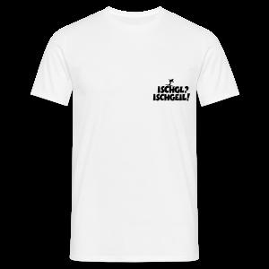 Ischgl Ischgeil Skifahrer T-Shirt - Männer T-Shirt