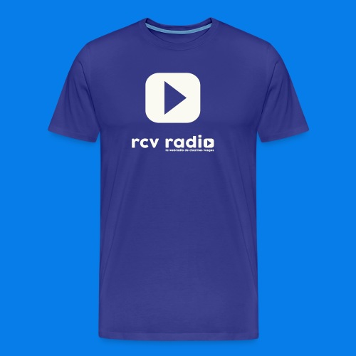 tee shirt premium homme RCV radio - T-shirt Premium Homme