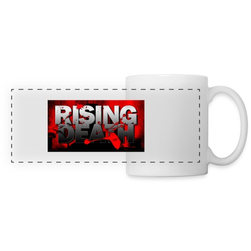 Rising Death Tasse - Panoramatasse