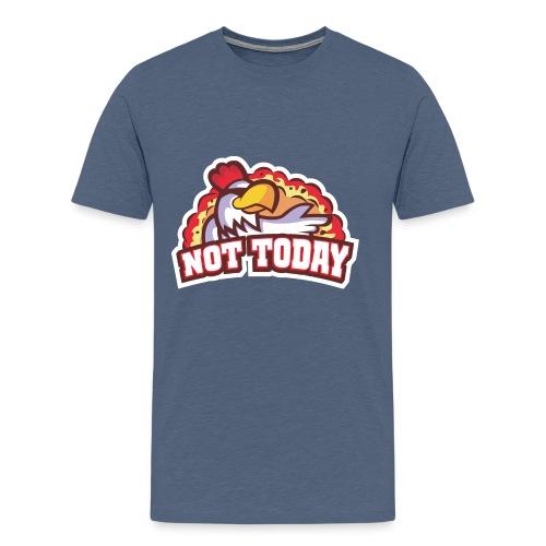 Revenge Chicken - Spreadshirt Premium Quality - Männer Premium T-Shirt