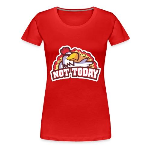 Revenge Chicken - Spreadshirt Premium Quality (Woman) - Frauen Premium T-Shirt