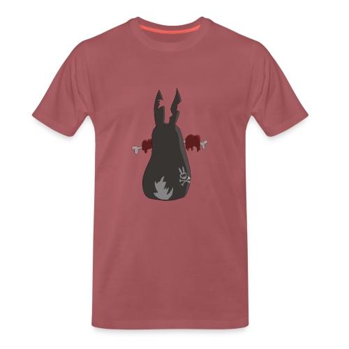 Zombie bunny No. 2 - Männer Premium T-Shirt