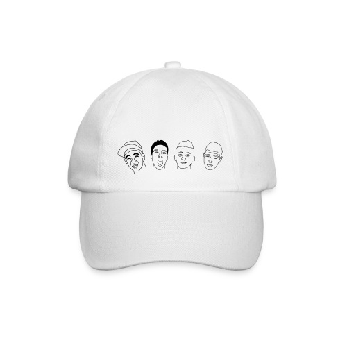 NHB CAP w/o Japanese - Baseballkappe