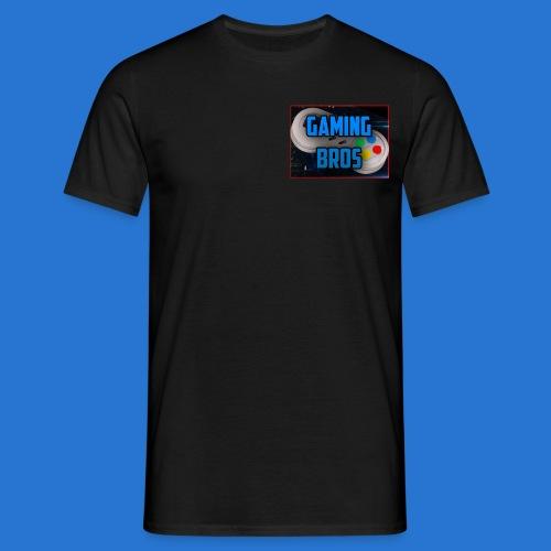 GamingBrothers Standard T-Shirt - Männer T-Shirt
