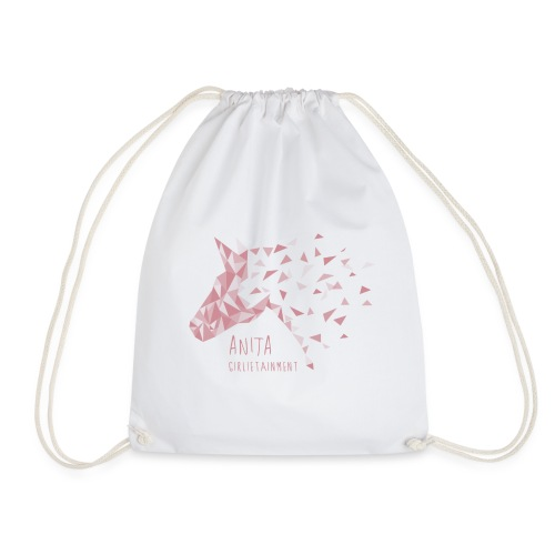 Anita Girlietainment Unicorn Gym Bag - Turnbeutel