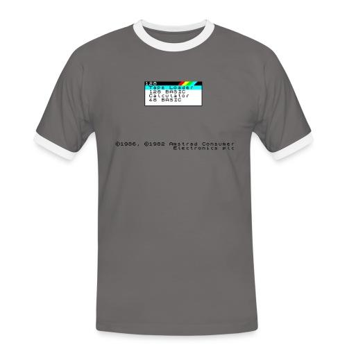 Spectrum ZX+2 - T-shirt contrasté Homme