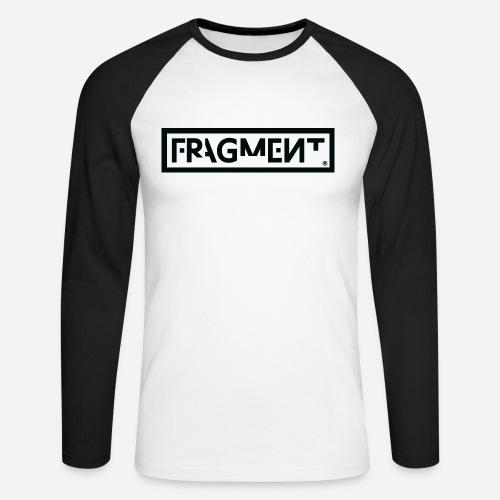 Fragment #19 - T-shirt baseball manches longues Homme