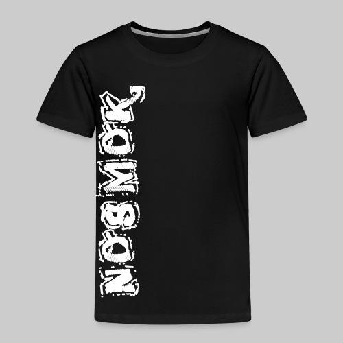 TS Enfant Logo NoSMoK Noir - T-shirt Premium Enfant
