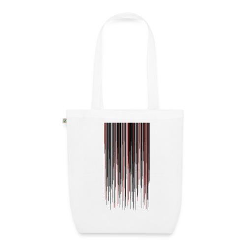 Melting Pixels Bag - Bio-Stoffbeutel