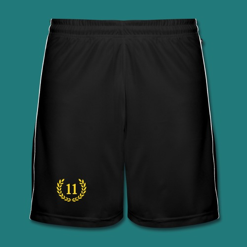 Football shorts by 11 - Mannen voetbal shorts
