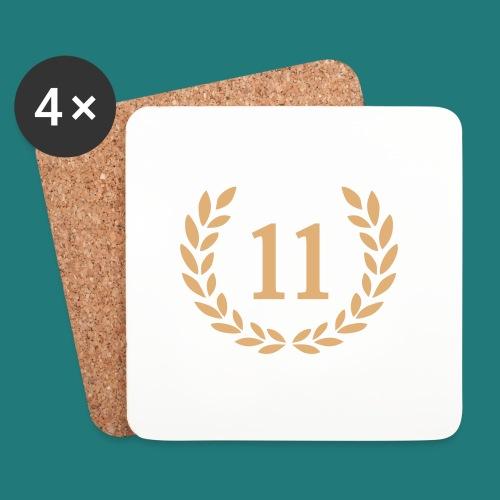 Onderzetters by 11 - Onderzetters (4 stuks)