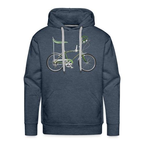 Rennrad 60er Jahre - Männer Premium Hoodie