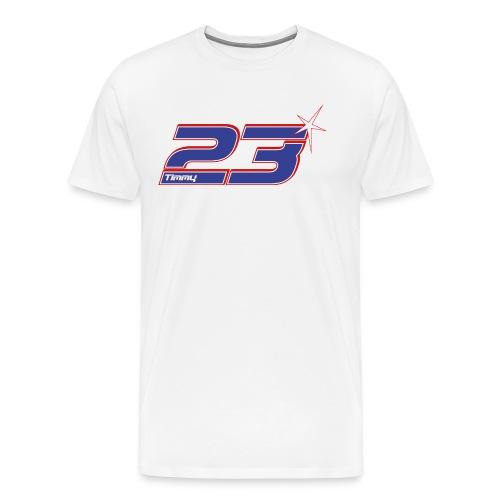 Tim 23 - Race-Shirt - Männer Premium T-Shirt