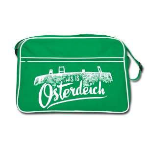 This is Osterdeich - Retro Tasche - Retro Tasche