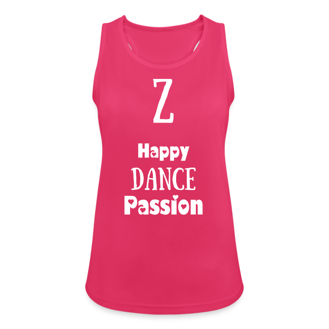 Happy Dance Passion in Pink