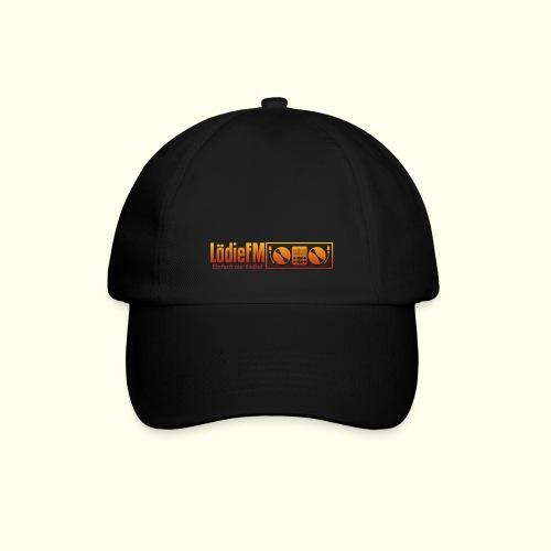 LödieFM Cap, schwarz, weiß oder blau - Baseballkappe
