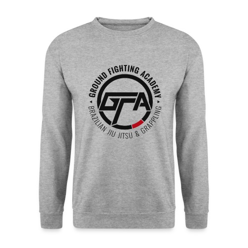 GFA heren sweatshirt grijs - Mannen sweater