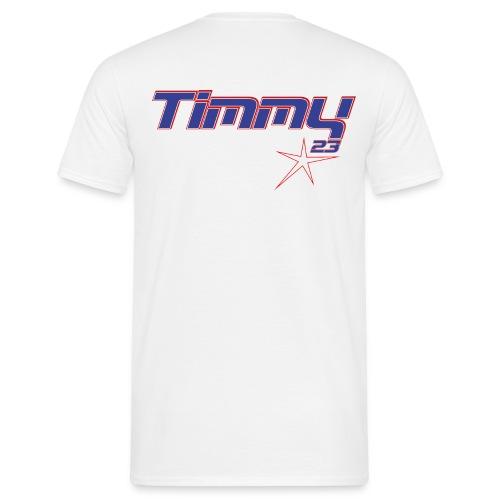 Tim 23 - Race-Shirt  FRONT&BACK - Männer T-Shirt