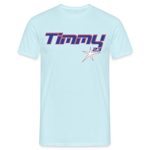 Tim 23 - Race-Shirt FRONT Timmy - Männer T-Shirt