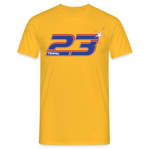 Tim 23 - Race-Shirt FRONT 23 - Männer T-Shirt