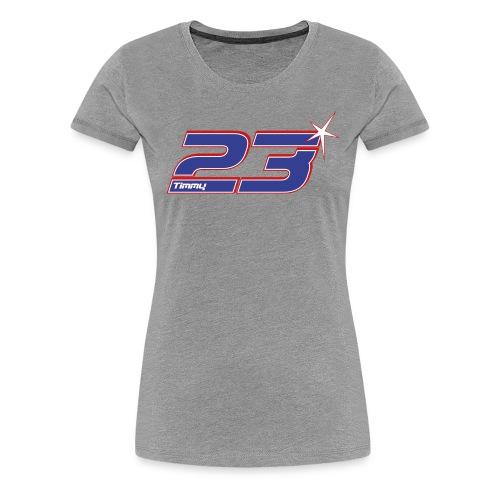 Tim 23 - Lady-Shirt - Frauen Premium T-Shirt