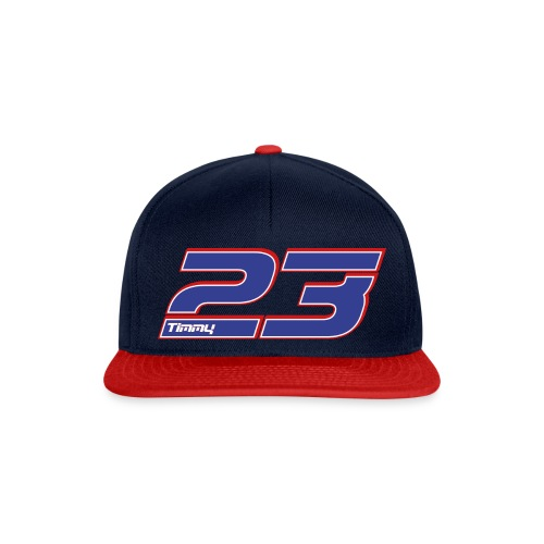Tim 23 - SnapbackCap - Snapback Cap