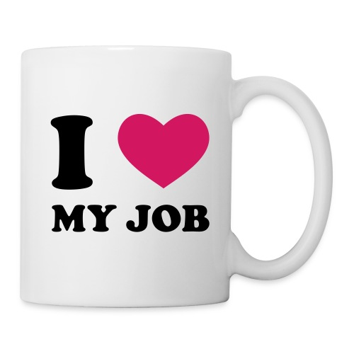 I love my job - Kubek