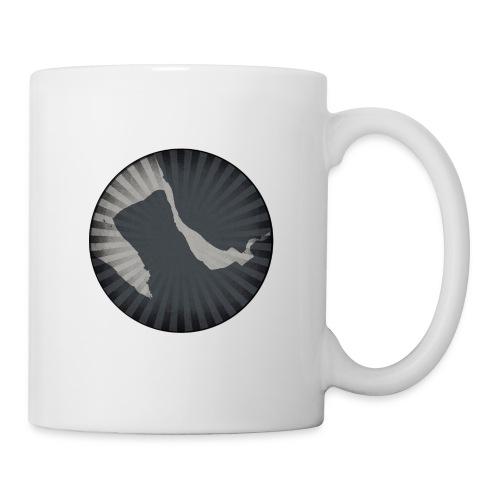 Wirral Retro Mug - Mug