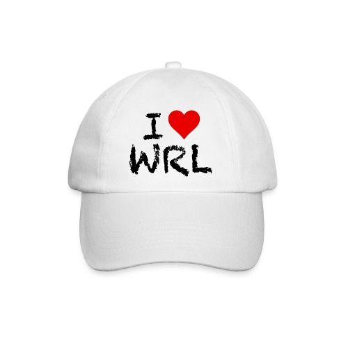 I Love WRL Baseball Cap - Baseball Cap