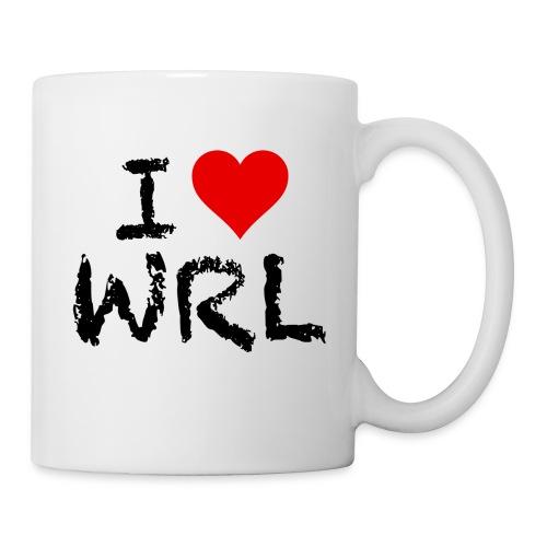 I Love WRL Mug - Mug