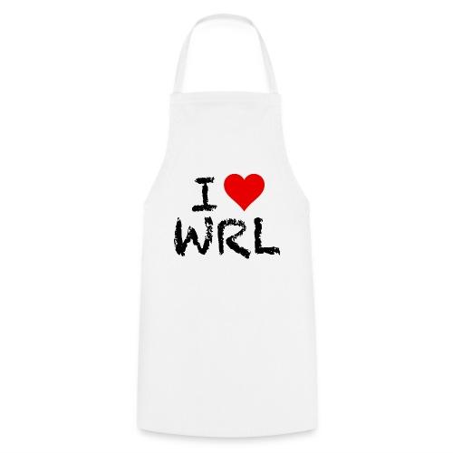 I Love WRL Apron - Cooking Apron