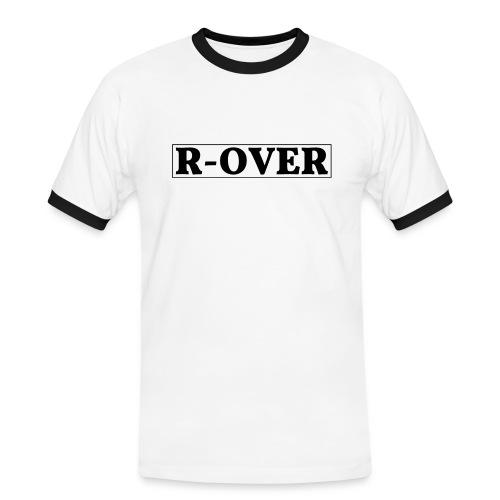 R-OVER (classic) - T-shirt contrasté Homme